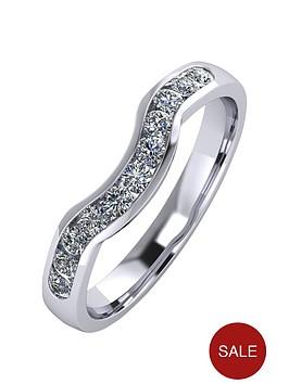 moissanite-platinum-33pt-channel-set-shaped-wedding-ring