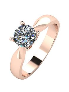 moissanite-9ct-rose-gold-75-point-solitaire-ring