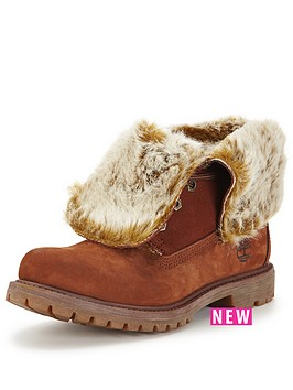 timberland-authentics-faux-fur-fold-down