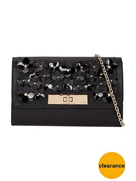 aldo-floral-applique-small-clutch