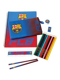 barcelona-fc-barcelona-fc-fade-ultimate-stationery-set