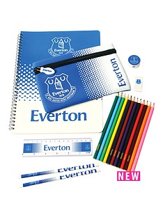everton-west-ham-united-fc-fade-ultimate-stationery-set