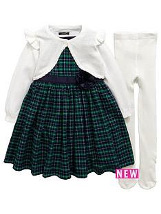 mini-v-by-very-girls-tartan-dress-cardigan-and-tights-set