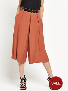 river-island-belted-culotte-trouser
