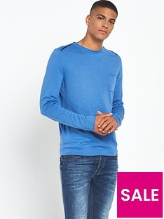 boss-orange-chest-pocket-knit