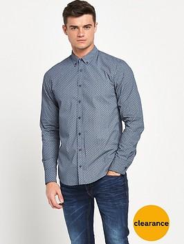 boss-orange-longnbspsleeve-geo-shirt