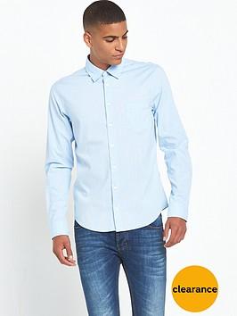 boss-orange-longnbspsleeve-self-stripe-shirt