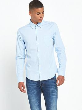 boss-orange-longsleeve-self-stripe-shirt