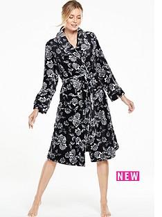 v-by-very-printed-mono-butterfly-robe