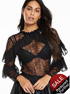 v-by-very-ruffle-lace-blouse