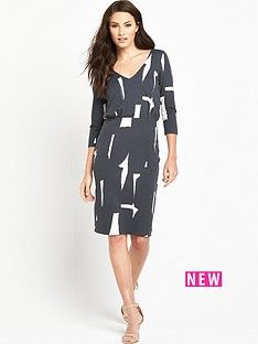 phase-eight-costa-rica-34-sleeve-dress