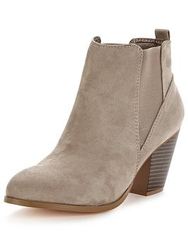 v-by-very-shaney-elastic-detail-mid-heel-western-boot-stone