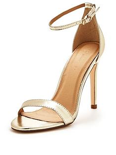 v-by-very-bella-ankle-strap-minimal-heeled-sandal-gold