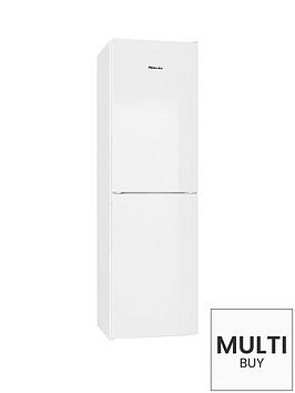 miele-kfn29042-60cm-frost-free-fridge-freezer-white