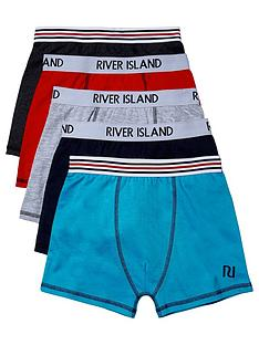 river-island-boys-plain-and-bight-briefs-5-pack