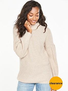 v-by-very-blouson-sleeve-jumper