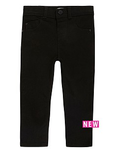 river-island-mini-girls-black-skinny-jeans