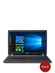 acer-aspire-es-15-intelreg-pentiumreg-processor-8gb-ram-2tb-hard-drive-156-inch-laptop-with-optional-microsoft-office-365-home-black