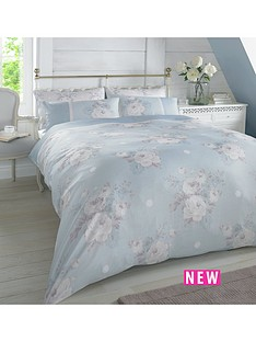 rosie-floral-duvet-set-bluenatural