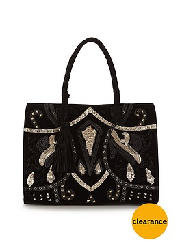 v-by-very-premium-statement-suede-embellished-tote-bagnbsp