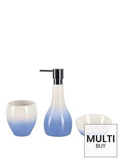 spirella-bali-gradient-3-piece-bathroom-set-ndash-blue