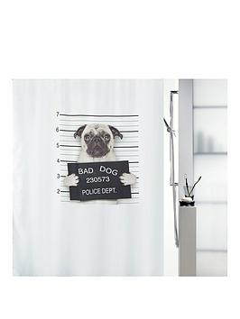 spirella-bad-dog-shower-curtain-180-x-180cm