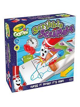scribble-scramble