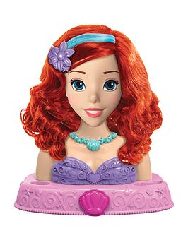 disney-princess-ariel-bath-styling-head