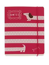 Sausage Dog A6 Notebook