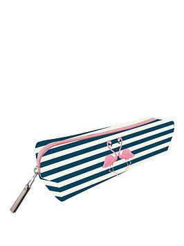 go-stationery-flamingo-pencil-case