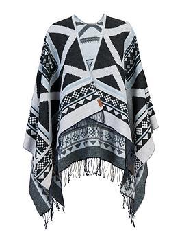 superdry-kaya-blanket-cape