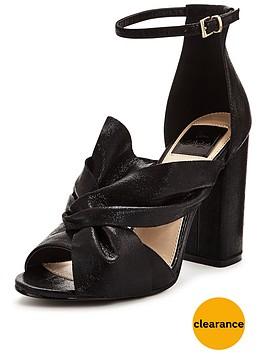 miss-selfridge-heeled-soft-knot-sandalsnbsp