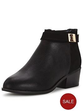 miss-selfridge-clean-zip-ankle-boot