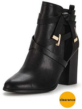 miss-selfridge-wrap-strap-ankle-boot