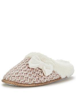 v-by-very-roxie-knitted-mule-slippernbsp