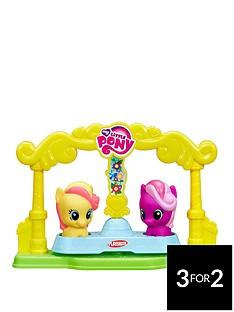 playmobil-playskool-friends-my-little-pony-friends-go-round