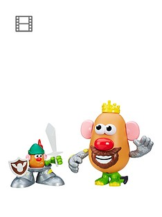 playmobil-playskool-friends-mr-potato-head-knight-story-pack