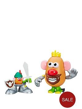 playmobil-playskool-friends-mr-potato-head-knight-story-pack