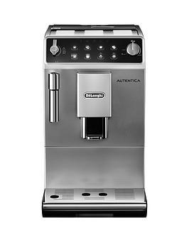 delonghi-autentica-silver-bean-to-cup-coffee-machine