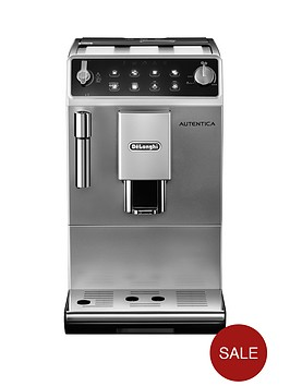delonghi-authenticanbspplus-silver-bean-to-cup-coffee-machine