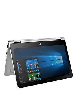hp-pavilion-x360-13-u011na-intelreg-coretrade-i3-8gb-ram-1tb-hard-drive-133-inch-touchscreen-2-in-1-laptop-with-optional-microsoft-office-365-home-silver
