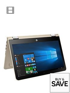hp-pavilion-x360-13-u013na-intelreg-coretrade-i3-processor-8gb-ram-1tb-hard-drive-133-inch-touchscreen-2-in-1-laptop-with-optional-microsoft-office-365-home-gold