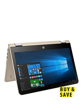 hp-pavilion-x360-13-u013na-intelreg-coretrade-i3-processor-8gb-ram-1tb-hard-drive-133-inch-touchscreen-2-in-1-laptop-with-optional-microsoft-office-365-home-gold