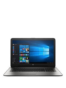 hp-17-x015na-intelreg-coretrade-i5-processor-8gb-ram-2tb-hard-drive-173in-laptop-with-intel-hd-graphics-silver