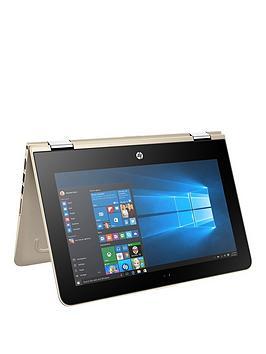 hp-pavilion-x360-11-u004na-intel-pentium-processor-4gb-ram-1tb-hard-drive-116-inchnbsptouchscreen-2-in-1-laptop-with-optional-microsoft-office-365-gold