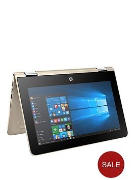 hp-pavilion-x360-11-u004na-intelreg-pentiumreg-processor-4gb-ram-1tb-hard-drive-116-inch-touchscreen-2-in-1-laptop-with-optional-microsoft-office-365-home-gold