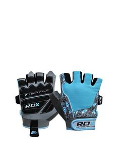 rdx-ladies-weight-lifting-gym-fitness-workout-gloves-ndash-blue-size-ml