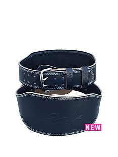 rdx-6-inch-cow-hide-leather-gym-weight-lifting-fitness-belt