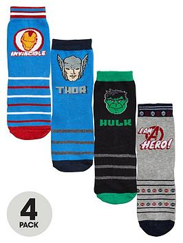 marvel-boys-4-pack-of-socks