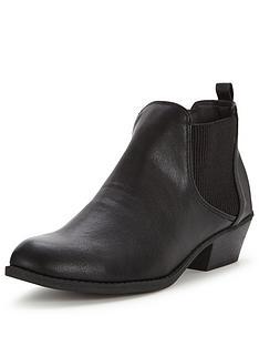 head-over-heels-pironbspchelsea-elastic-ankle-bootnbsp
